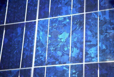 polykristallijne zonnepaneel